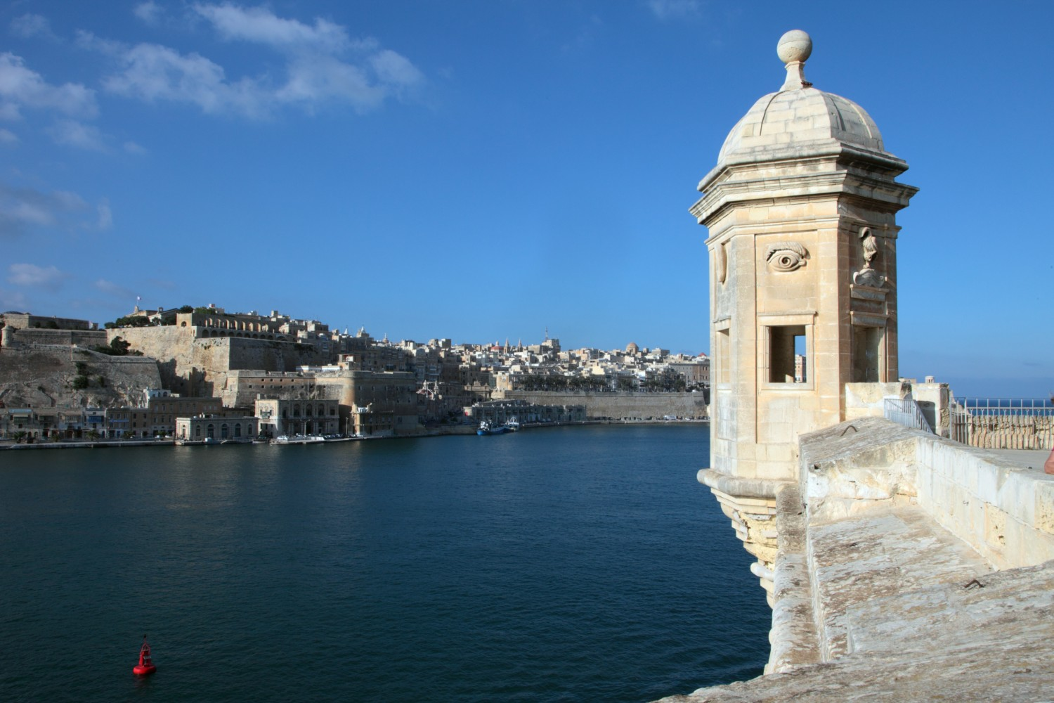 Senglea-gardiola-tower-view