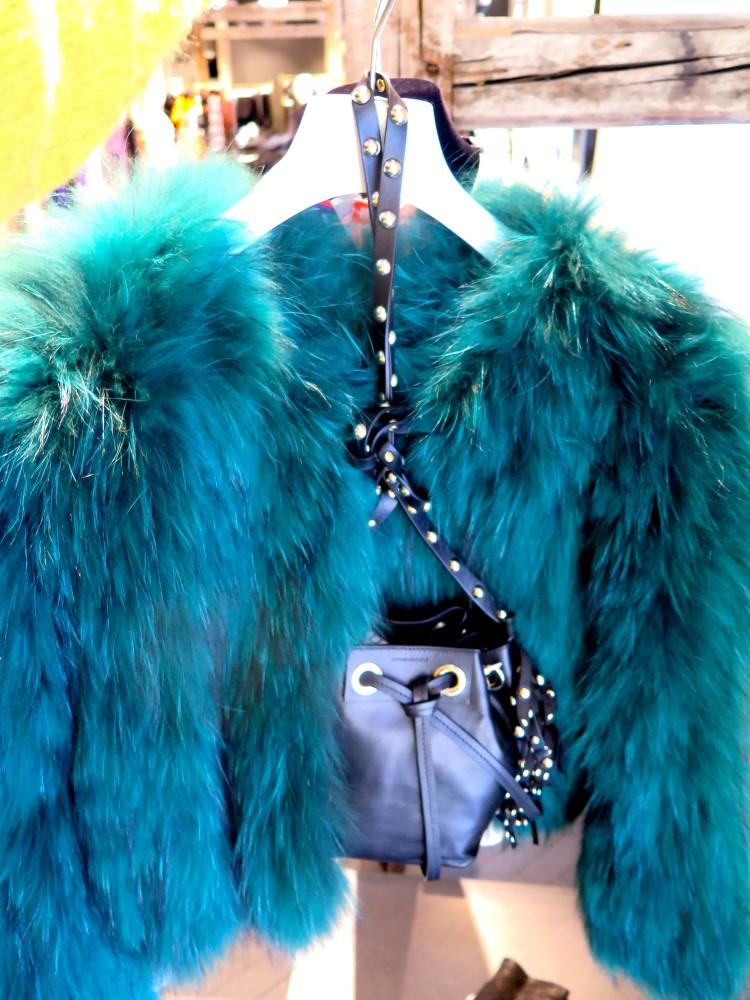 Fur Fur Fur - SAKS POTTS KAROL!
