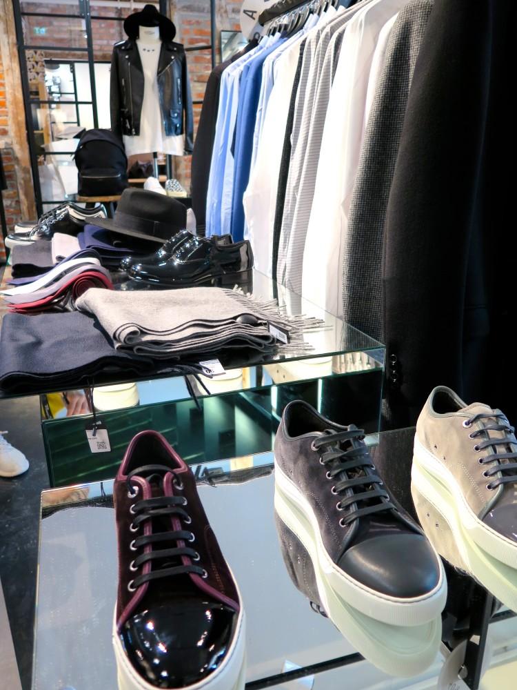 Lanvin Sneakers! Classy & Clean!