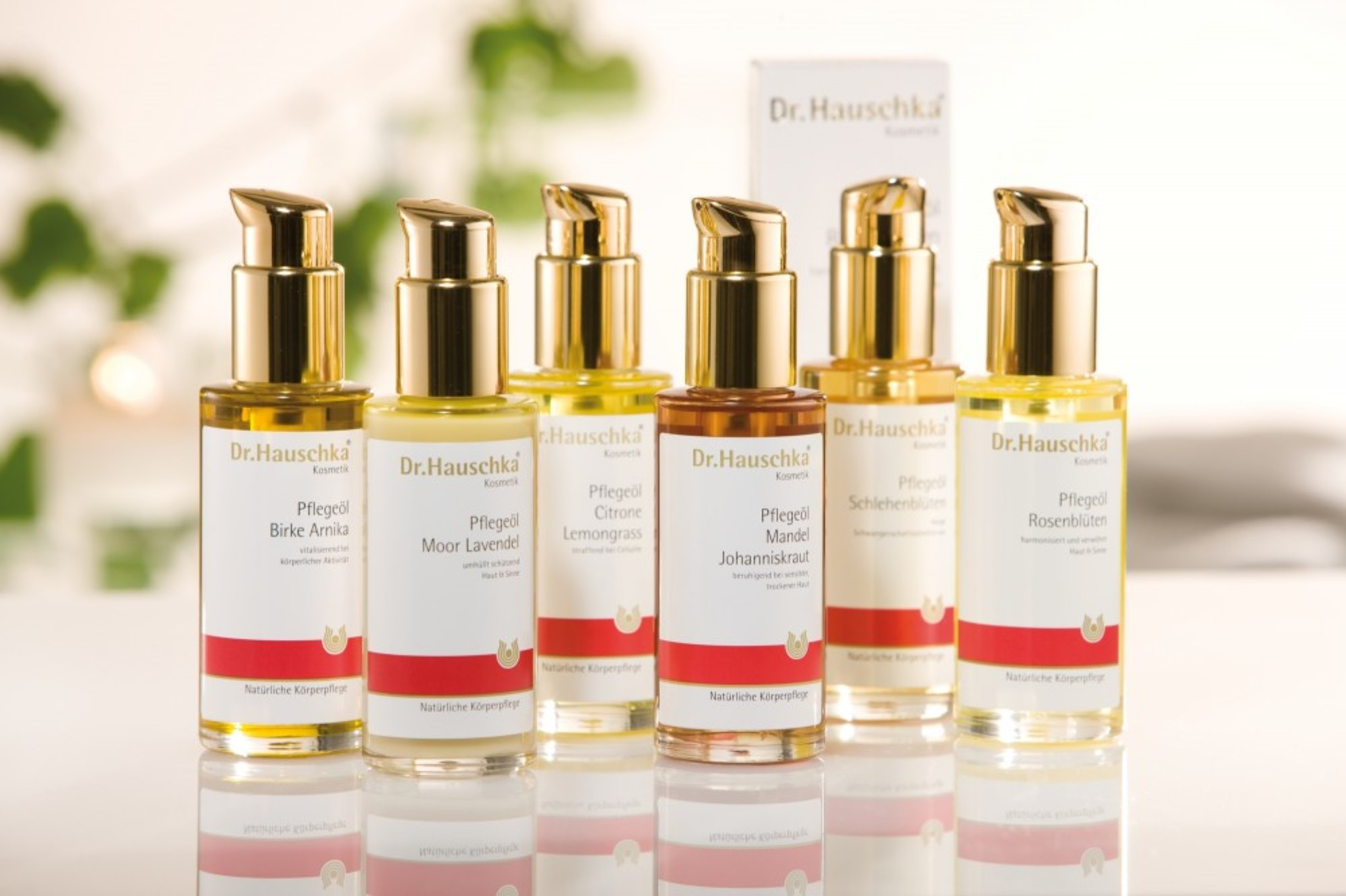 Dr.Hauschka products! You`ll shine bright as a Diamond with these products, I guarantee ! Good Luck and See you Next Week!