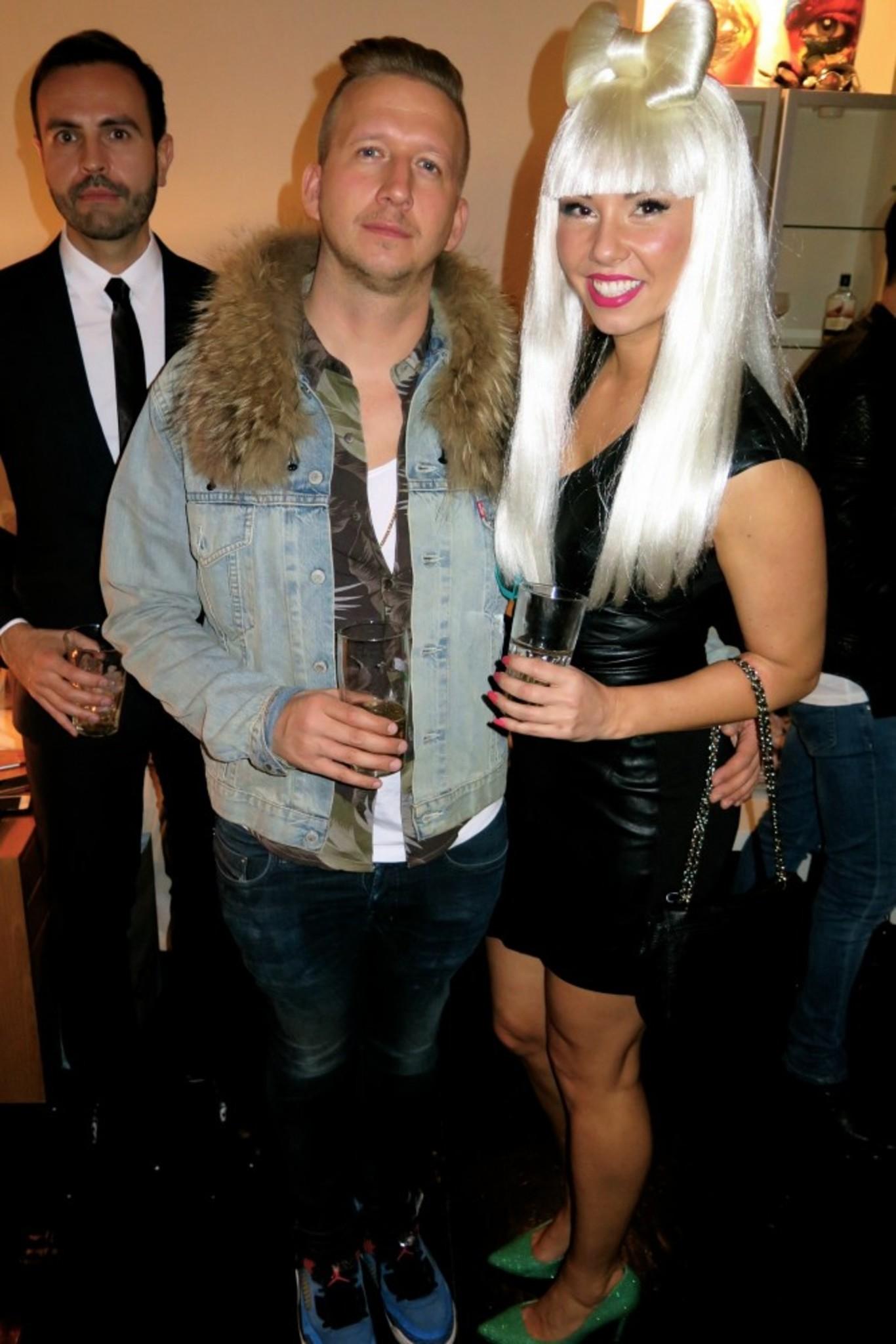 Macklemore & Lady Gaga!