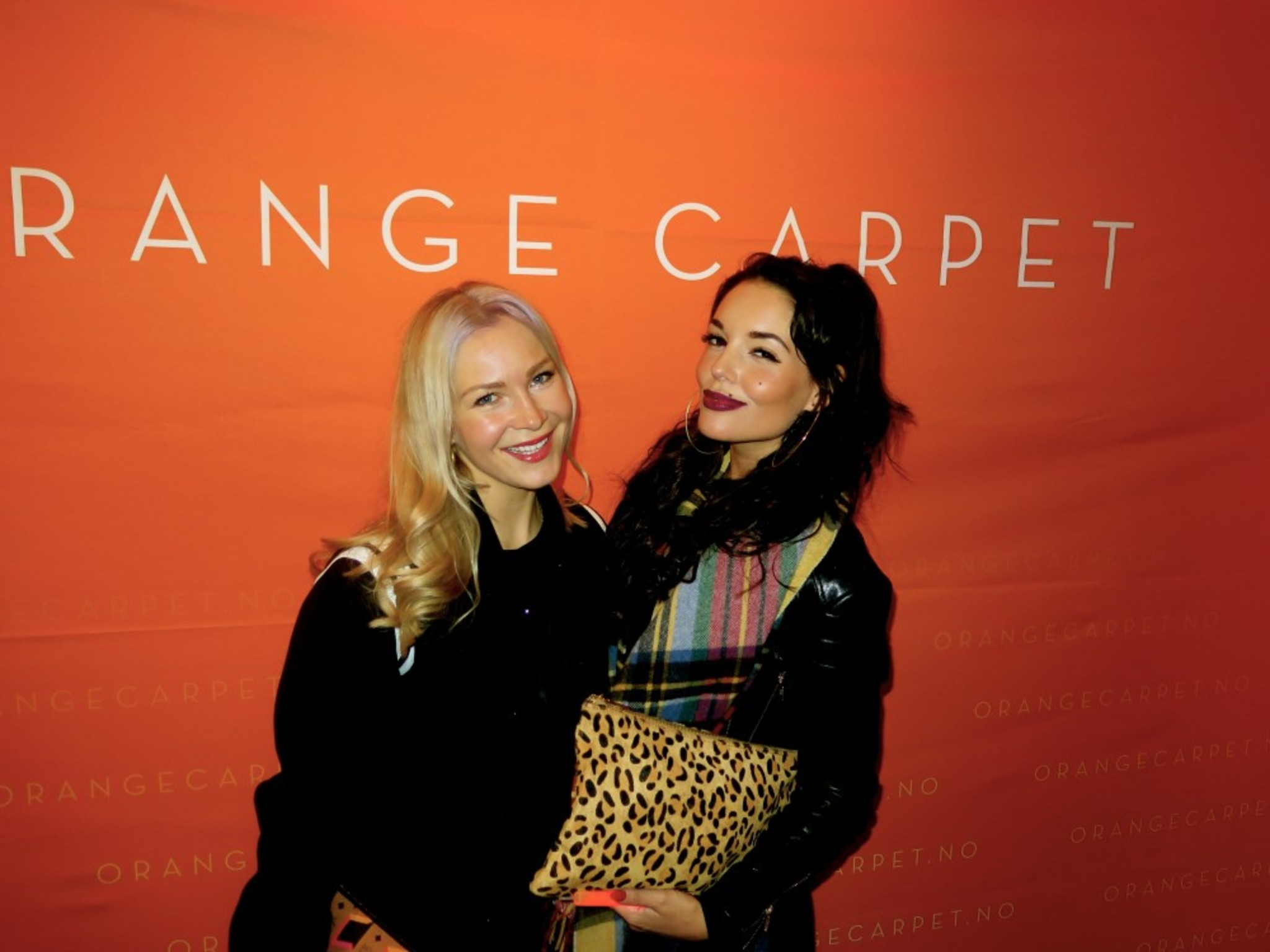 Last Friday my hubby played at Orange Carpet event and me and Triana took a peek and mingled.  Later on, it was all about Katy Perry and her concert at Telenor Arena.