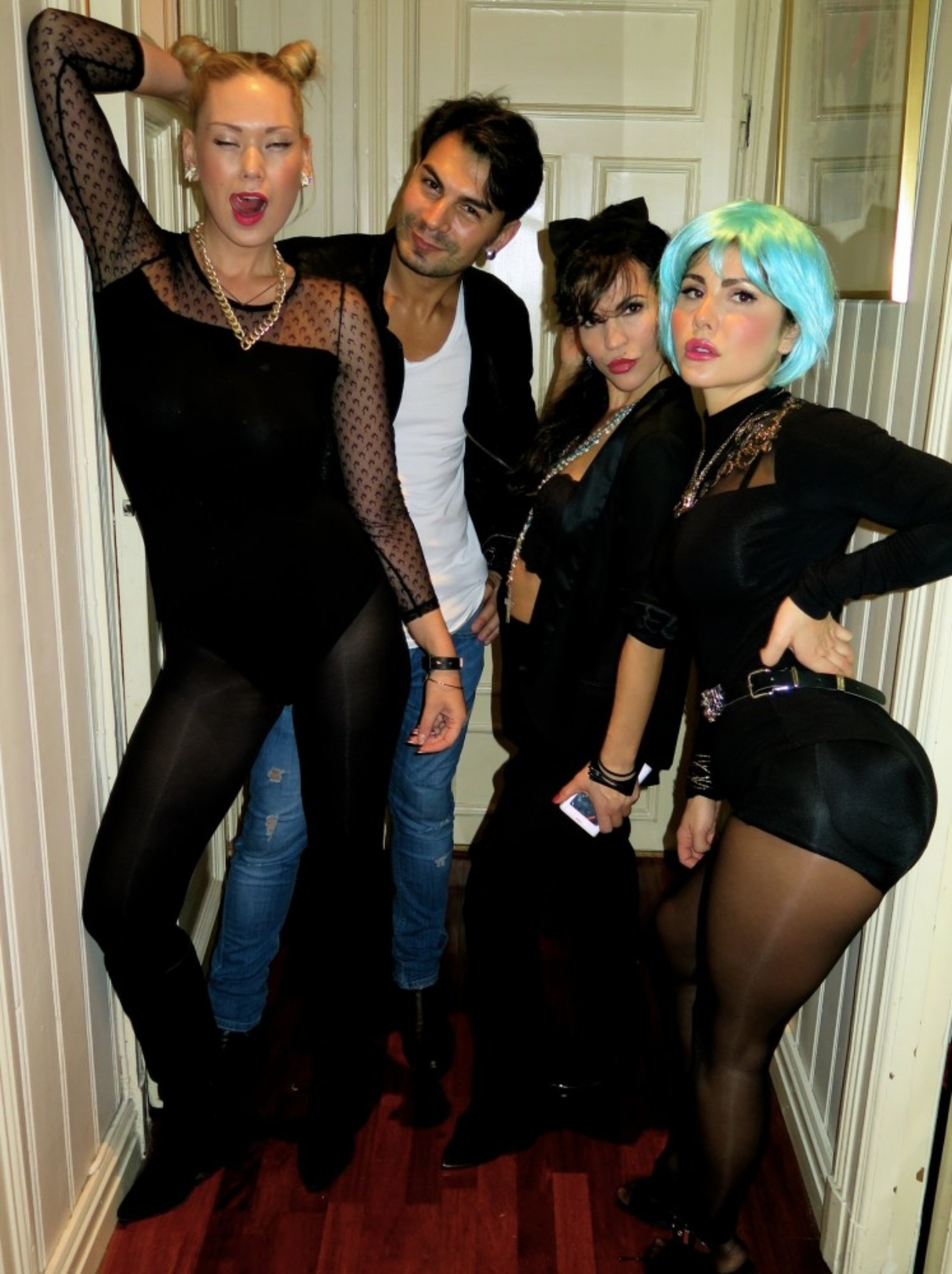 Lets Get Cray!!  Miley, George, Madonna & Nicki Minaj
