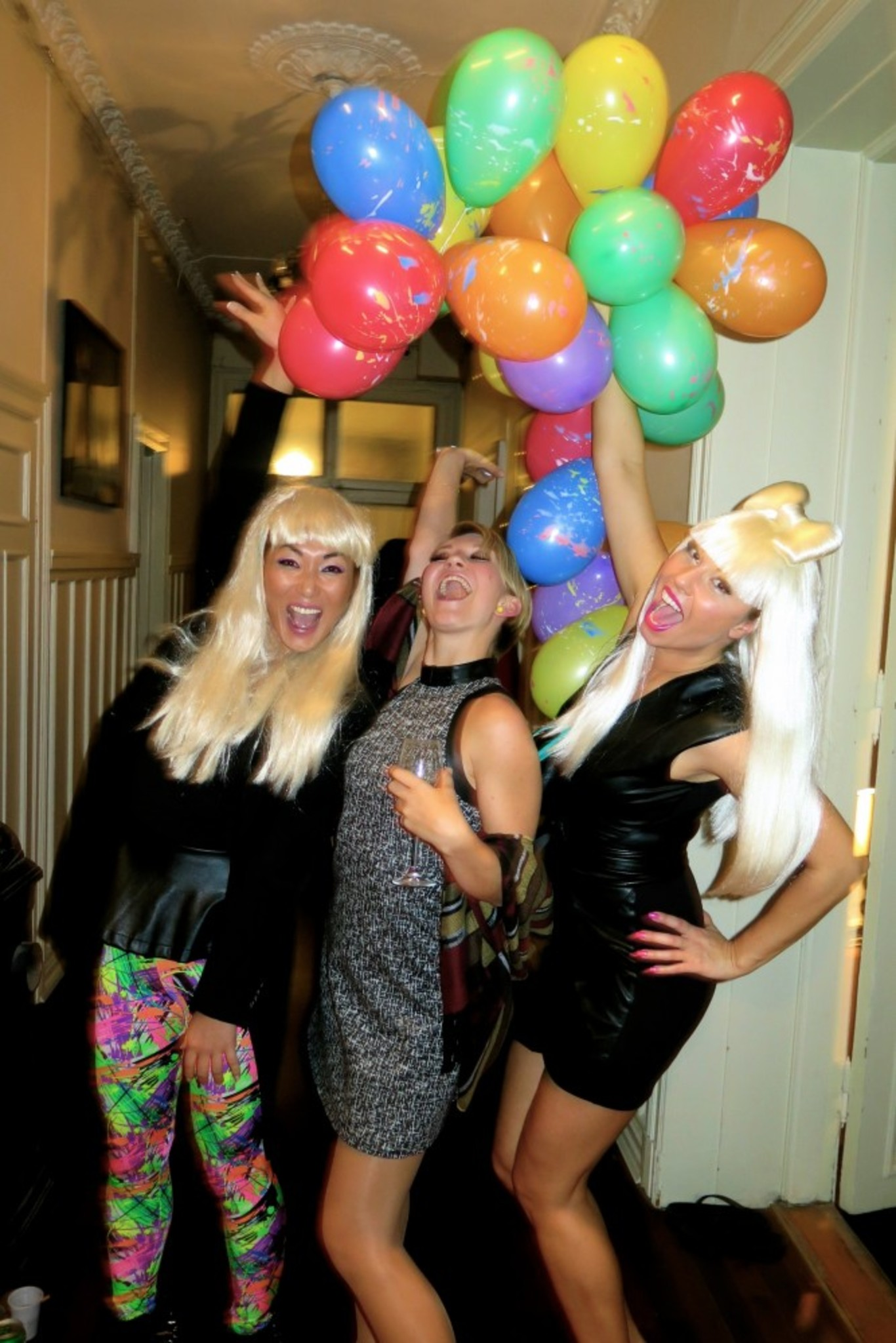 So Much Fuuuun!!! gaga #3, Twiggy & Gaga #2!
