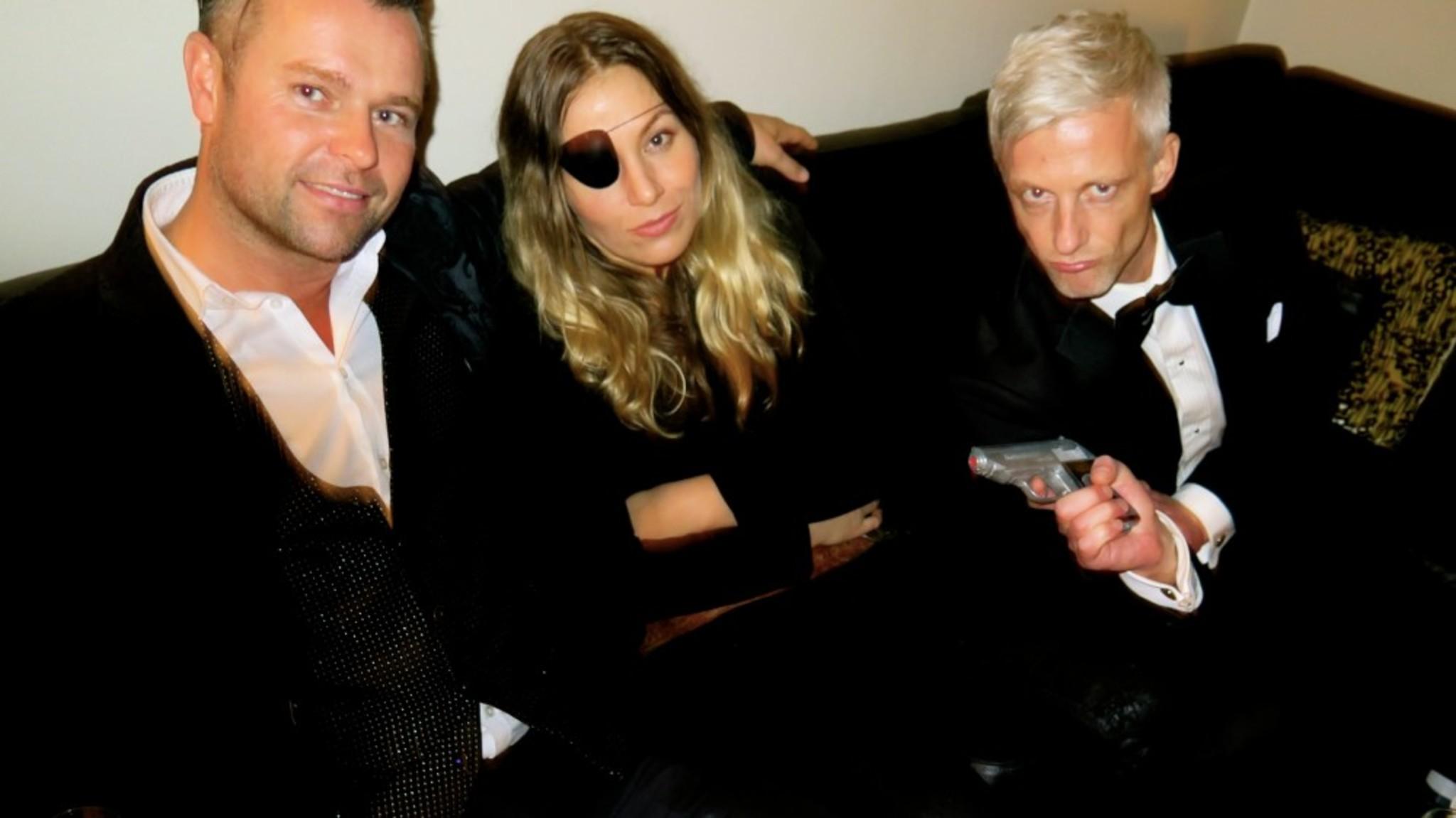 007 & Kill Bill!