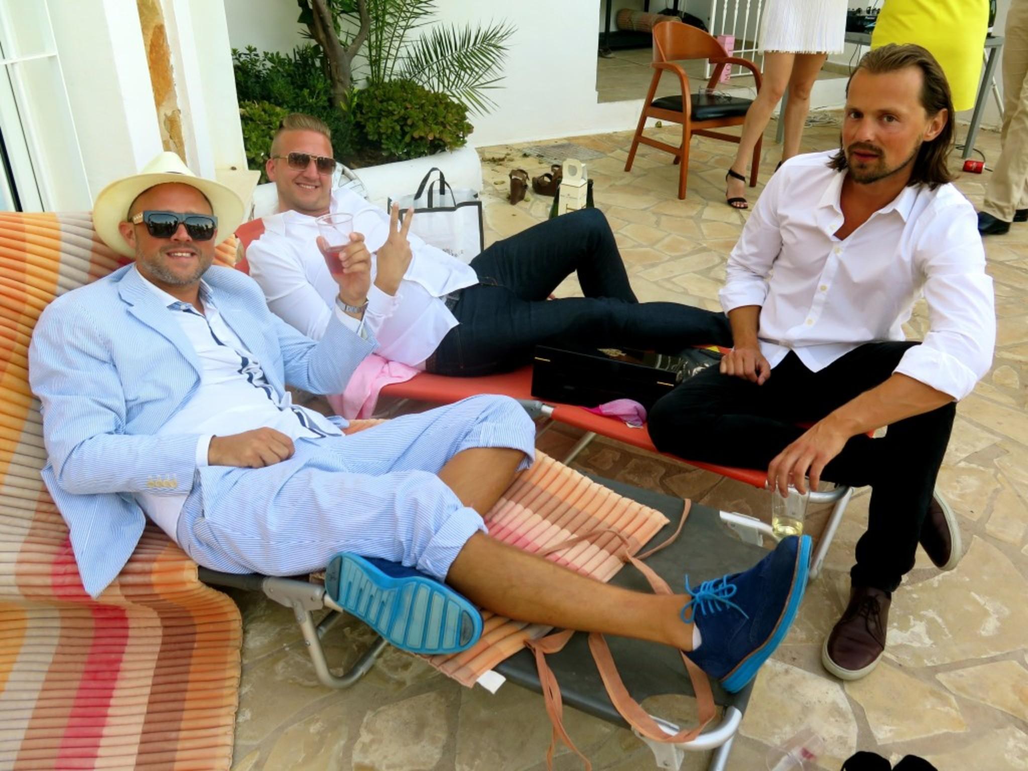 Patski, Niclas & Fredrik :)