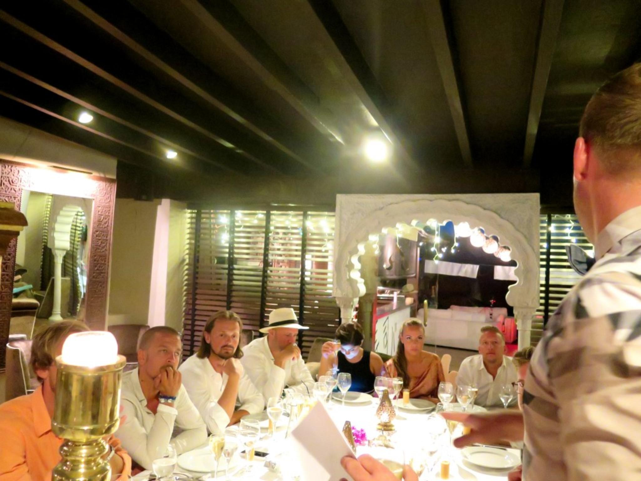El Ayoun Restaurant!!!