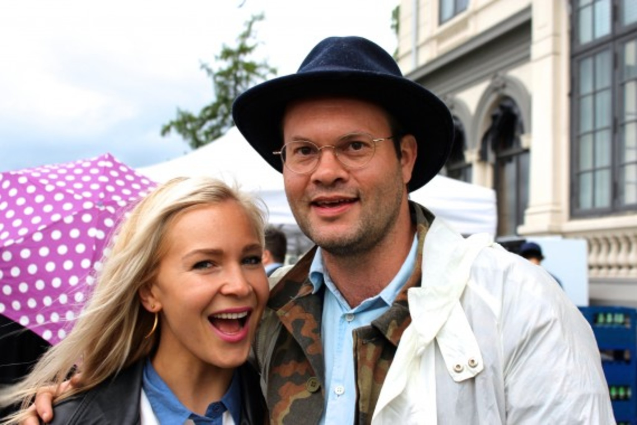 me with Einar Eidsvåg