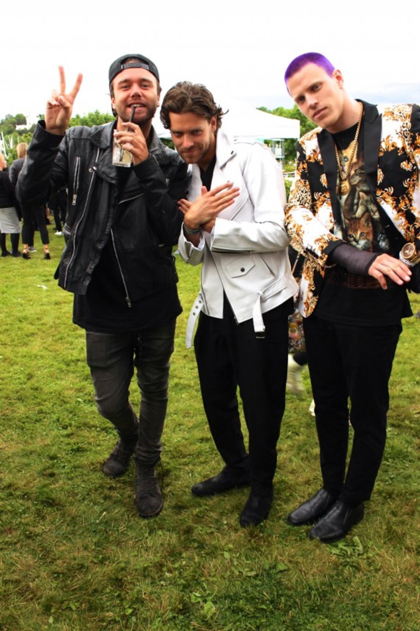 Mr. Frøystad, Tayo & Stubberud