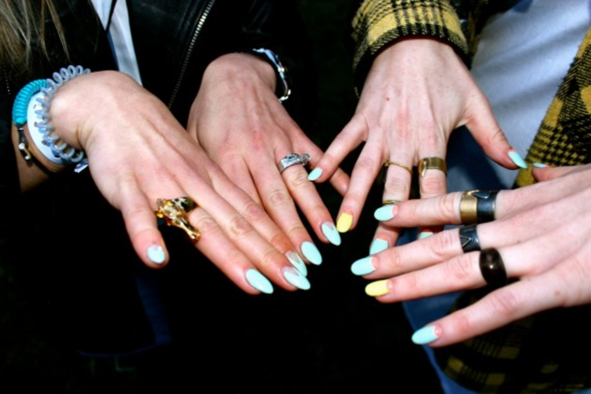 S&M nails!
