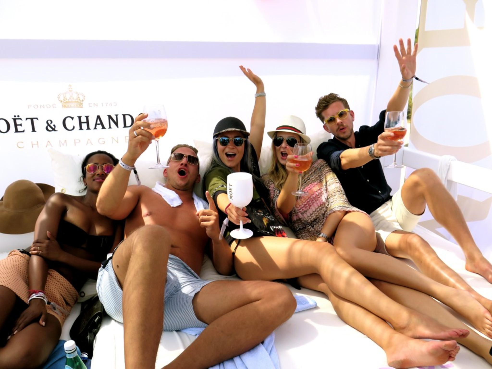 Happy Sunday from Blue Marlin - Ibiza!!!!