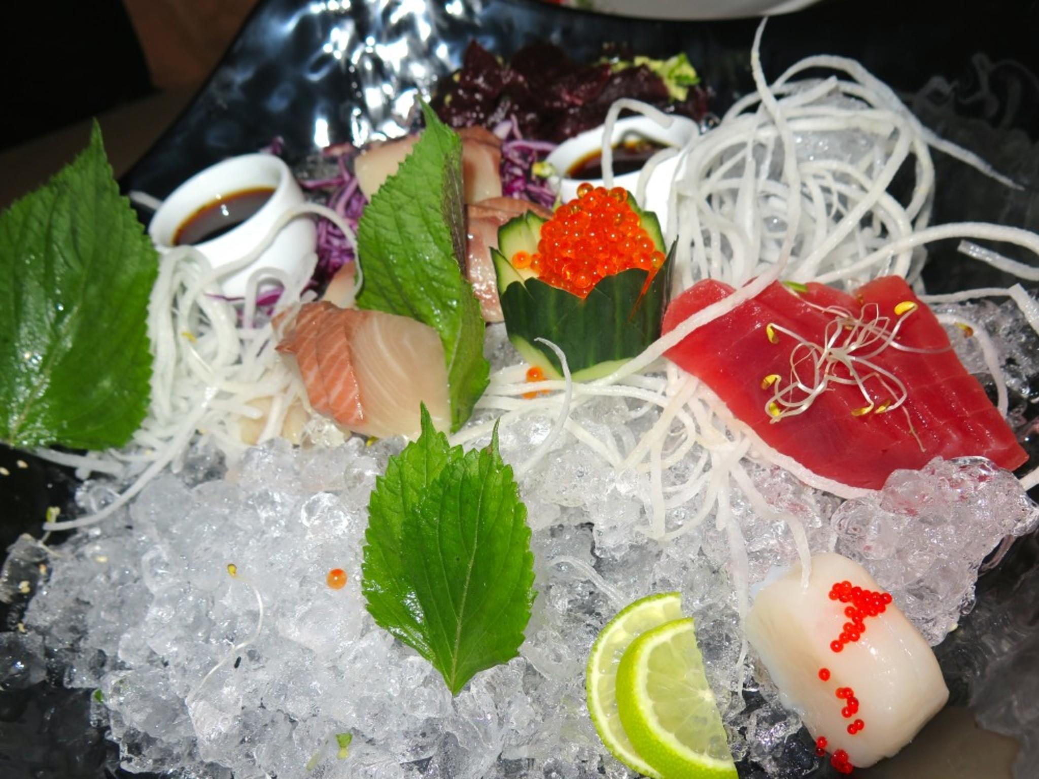Sushi & Sashimi <3