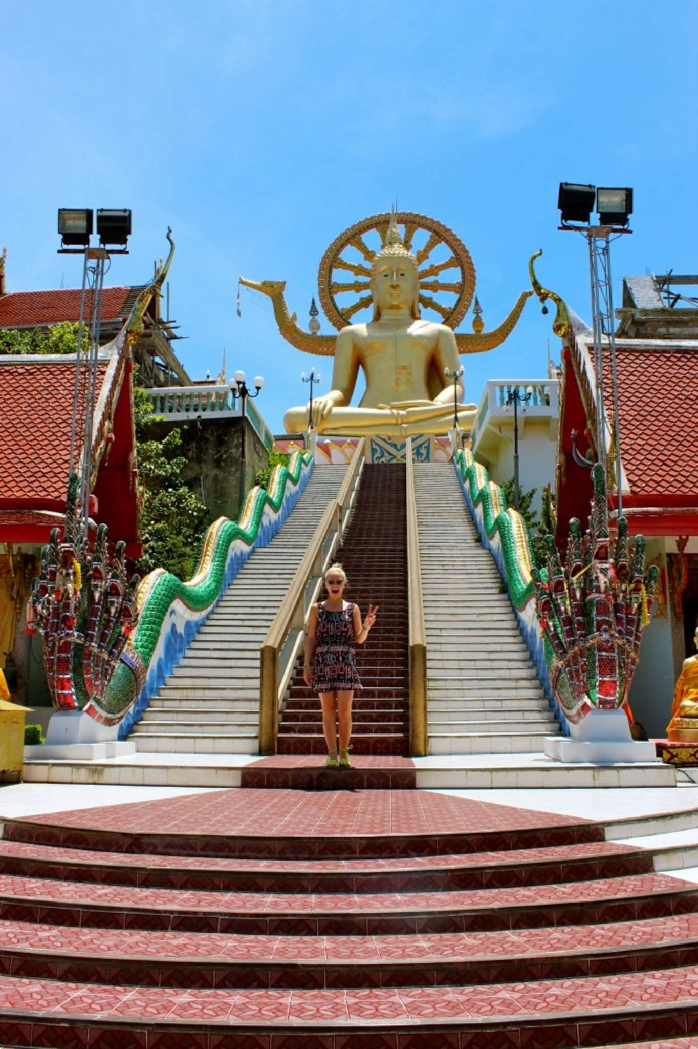 Big Buddah <3 That`s all from Thailand peeps! Be Inspired & Travel more!