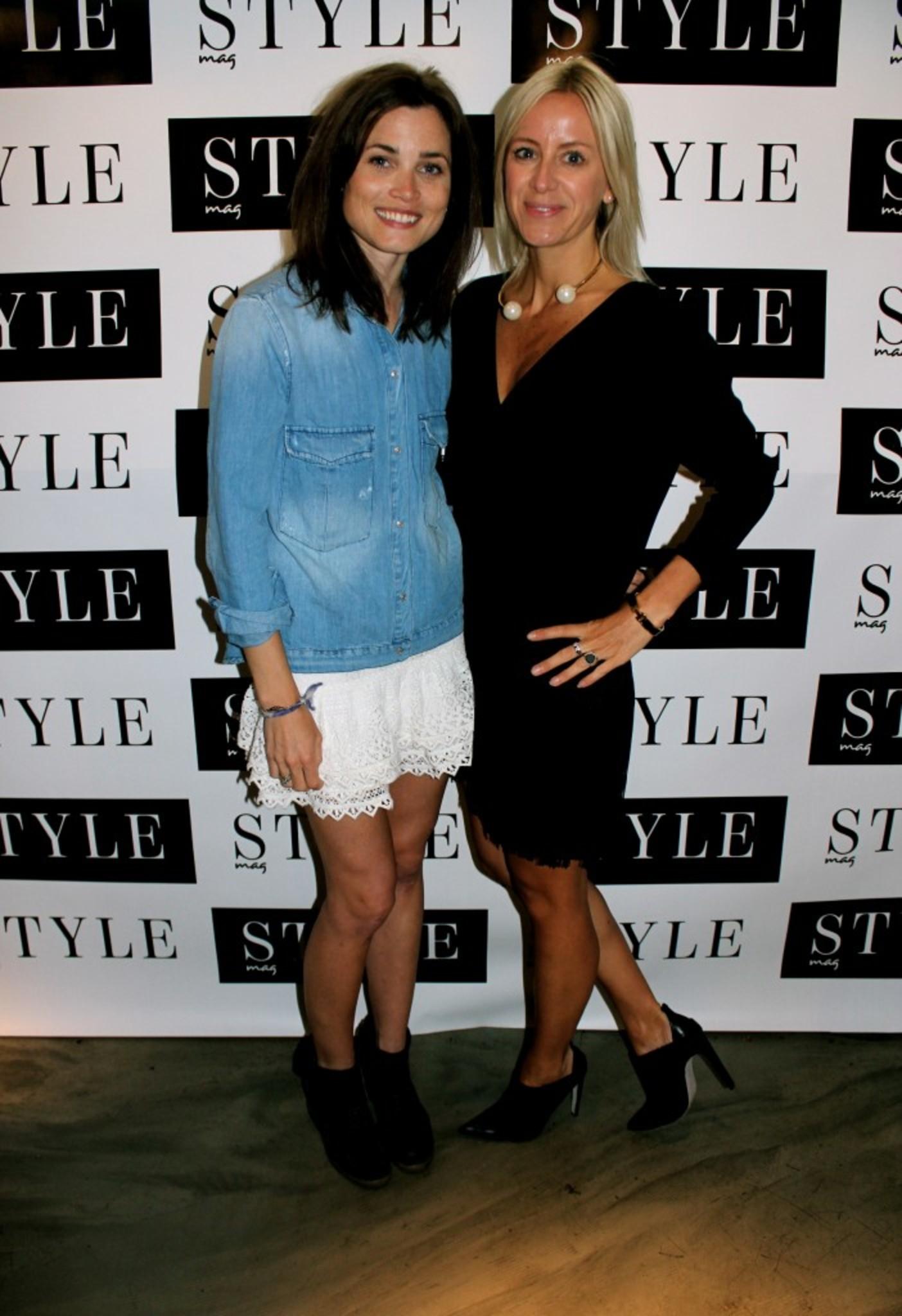 Gitte & Celine!