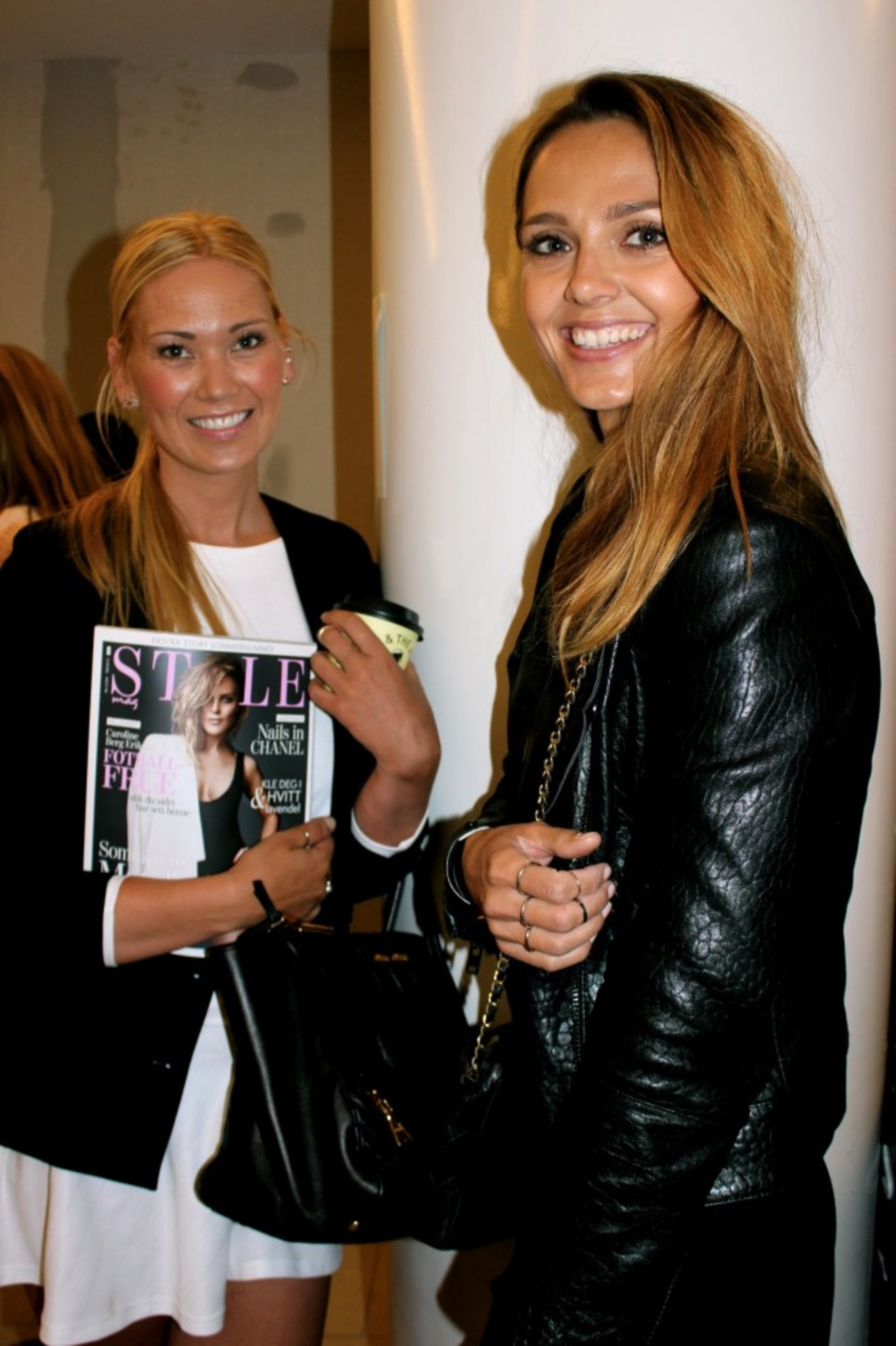 Marthe & Camilla!