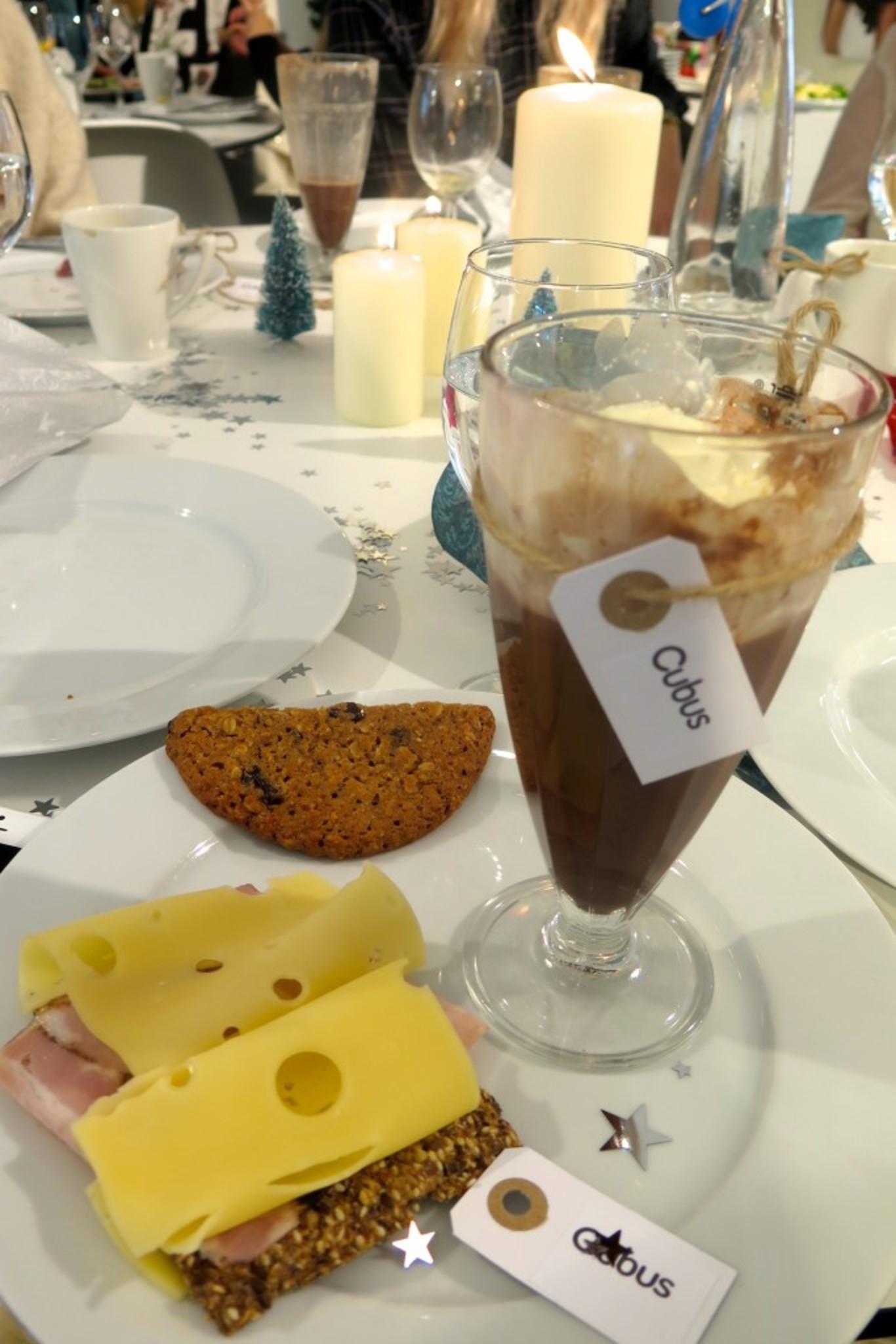 Cubus Breakfast at Gambit PR agency.