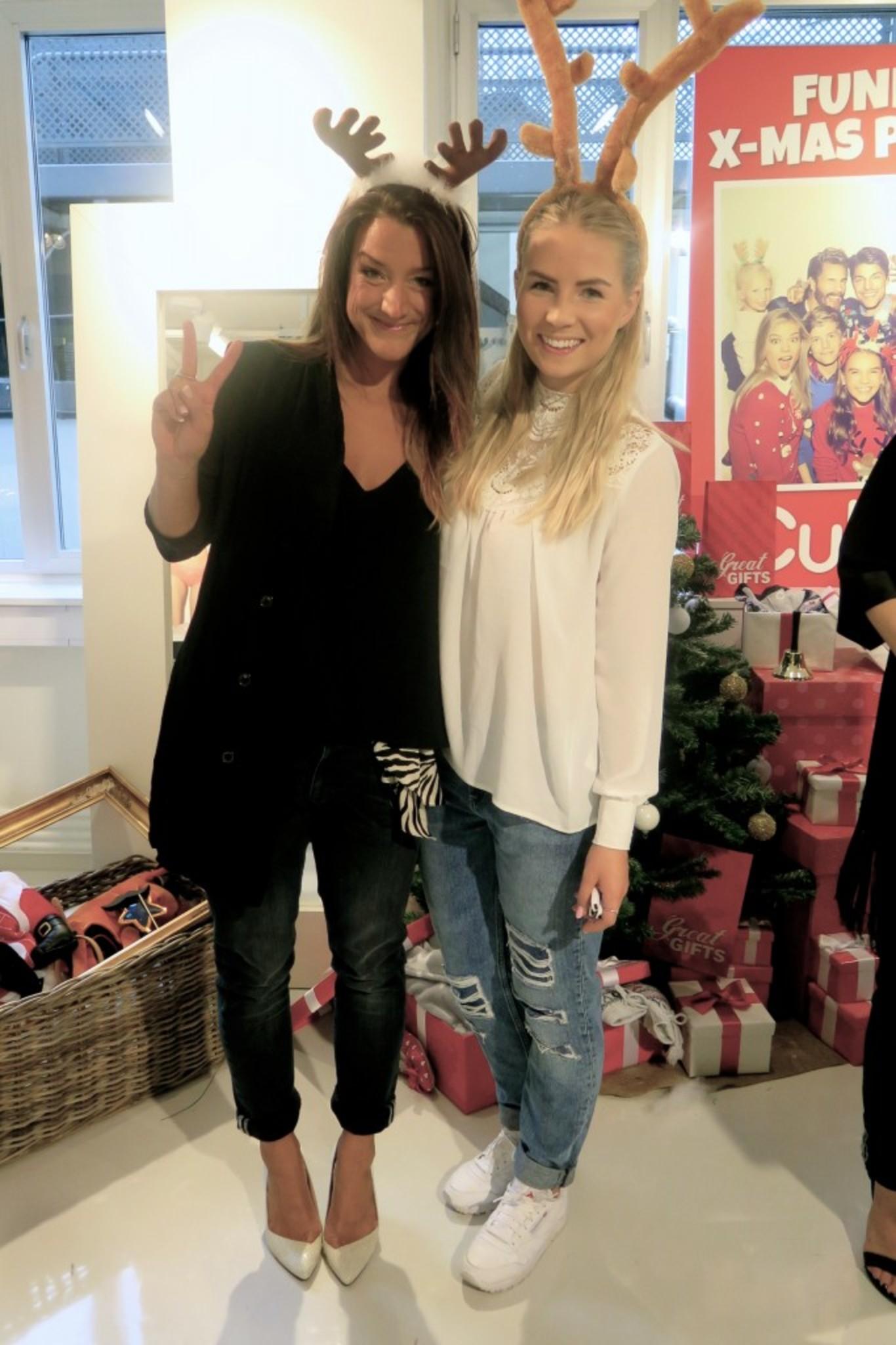 Gambit Girls! Julie & Mim <3