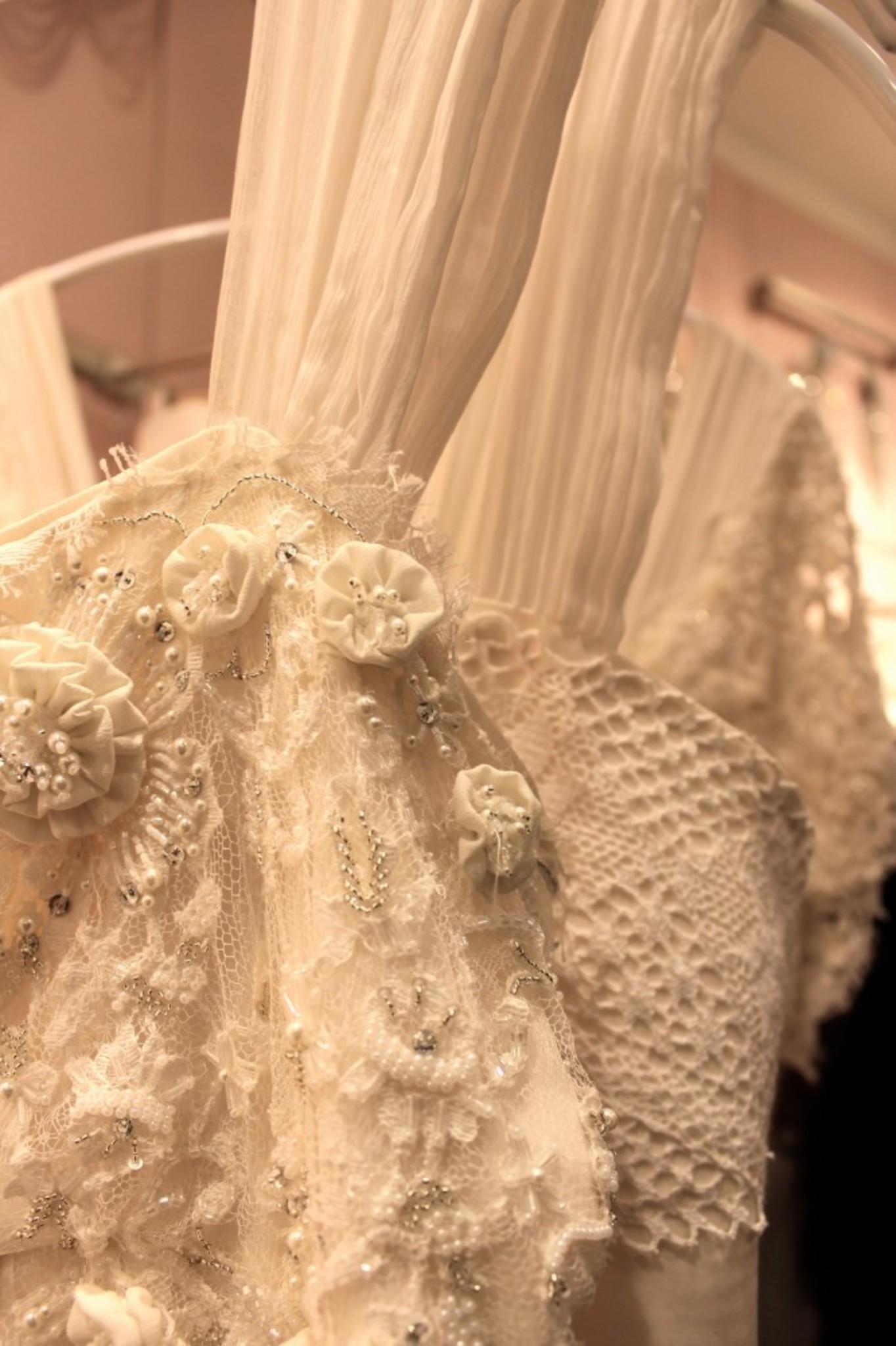 details for brides!