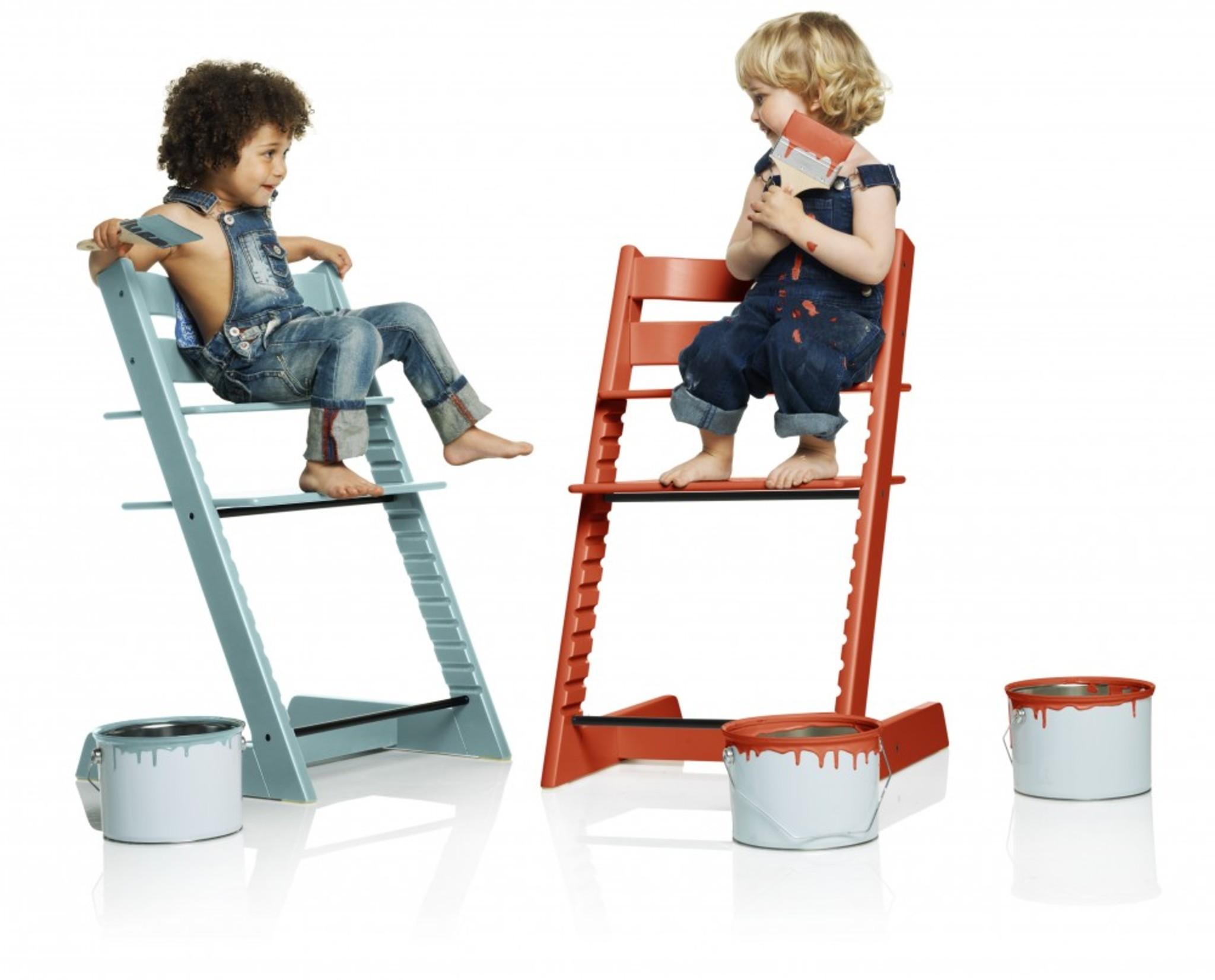 Tripp Trapp with children 1271858 B